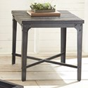 Steve Silver Sherlock Square End Table - Item Number: SH200E