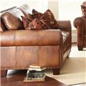 Morris Home Furnishings Silverado Traditional Loveseat - Item Number: SR910L
