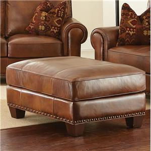 Vendor 3985 Silverado Traditional Ottoman
