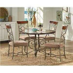 Vendor 3985 Thompson Thompson Table and Chair Set