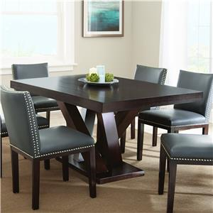 Morris Home Furnishings Tiffany Dining Table