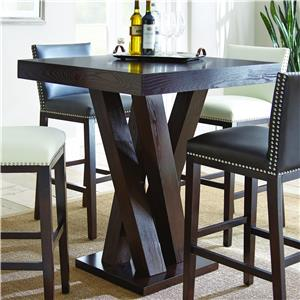 Morris Home Furnishings Tiffany Bar Table