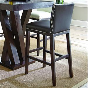 Morris Home Furnishings Tiffany Bar Chair