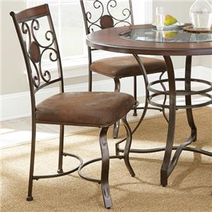 Morris Home Furnishings Toledo Side Chair