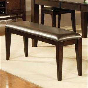 Morris Home Furnishings Victoria  Victoria Bench