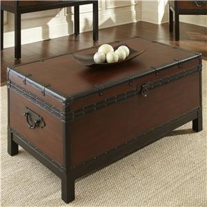 Morris Home Furnishings Voyage Trunk