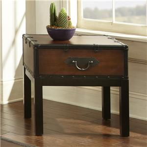Morris Home Furnishings Voyage End Table