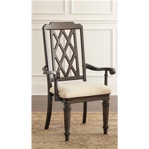 Steve Silver Vivaldi Dining Arm Chair