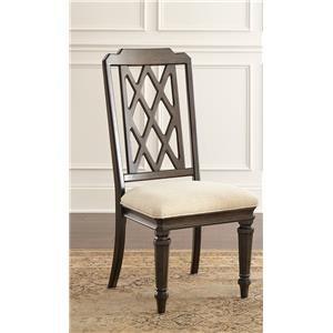 Steve Silver Vivaldi Dining Side Chair