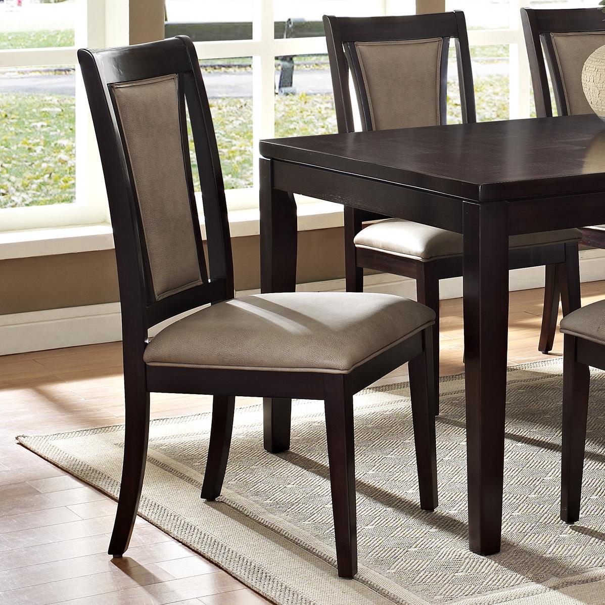 Steve Silver Wilson Side Chair - Item Number: WL500S