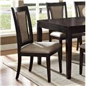 Morris Home Furnishings Wilson Side Chair - Item Number: WL500S