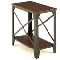 Morris Home Winston  Chairside End Table - Item Number: WN400EC