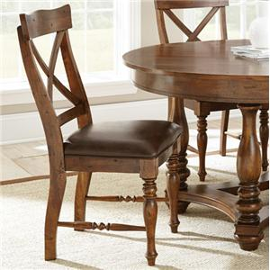 Morris Home Furnishings Wyndham Side Chair