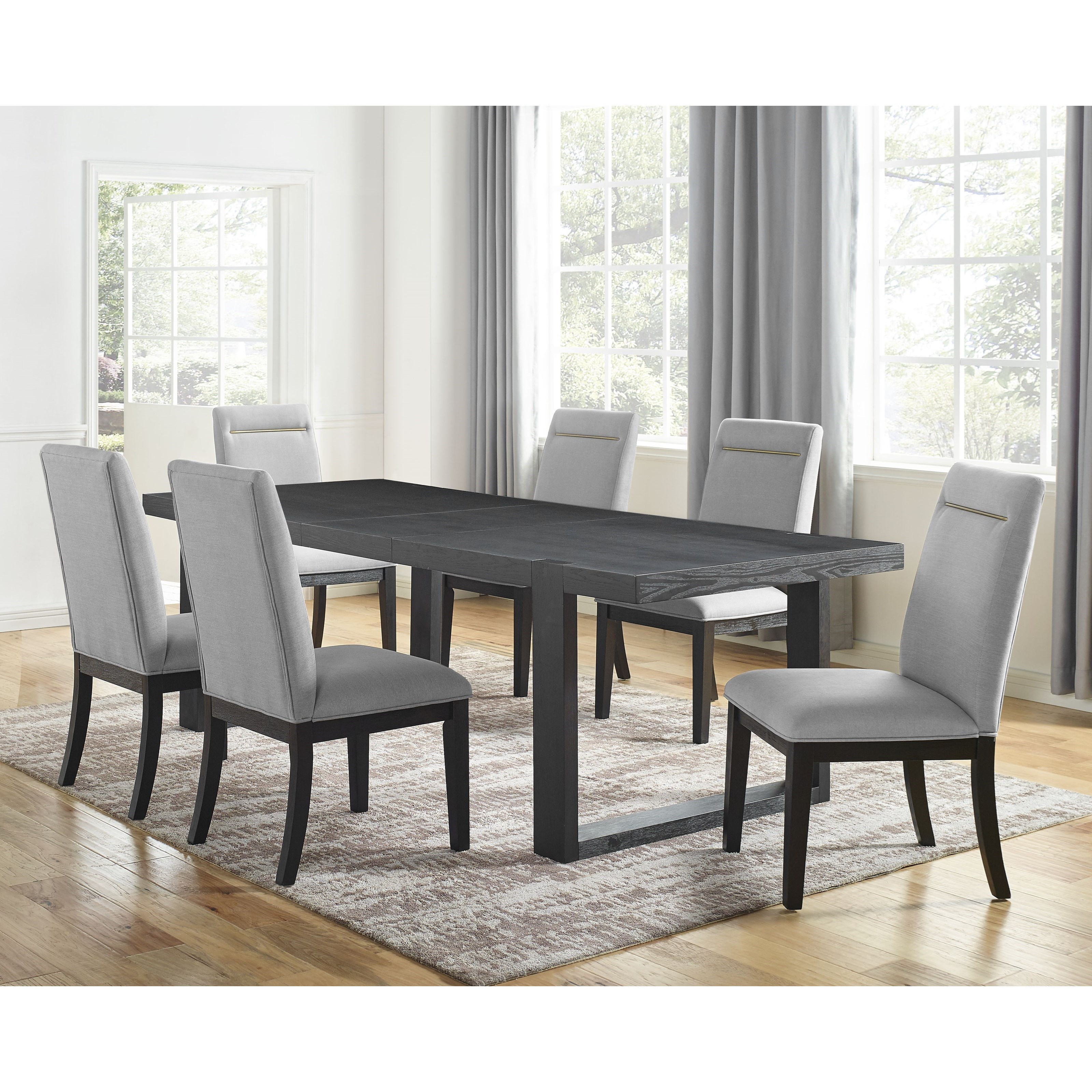 Younghouse 7-Piece Table and Chair Set at Rotmans