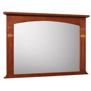 Mirror With Inlay