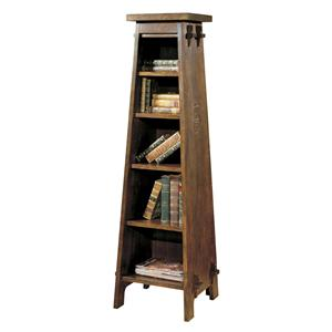 Stickley Oak Mission Classics Roycroft Magazine Pedestal