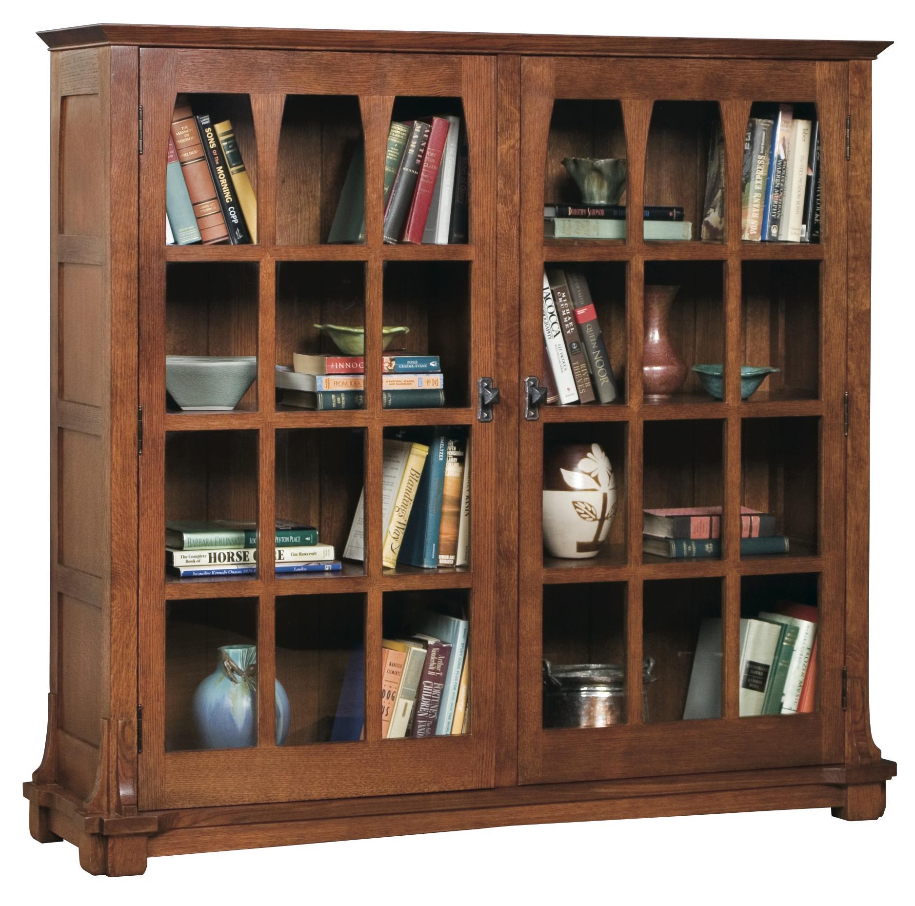 Gustav Commemorative Bookcase