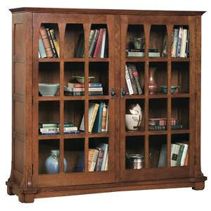 Stickley Oak Mission Classics Gustav Commemorative Bookcase