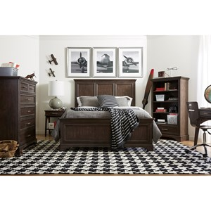 Stone & Leigh Furniture Chelsea Square Queen Bedroom Group
