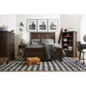 Stone & Leigh Furniture Chelsea Square Full Panel Bed