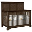 Stone & Leigh Furniture Chelsea Square Built To Grow Crib - Item Number: 584-13-50