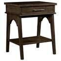 Stone & Leigh Furniture Chelsea Square Bedside Table