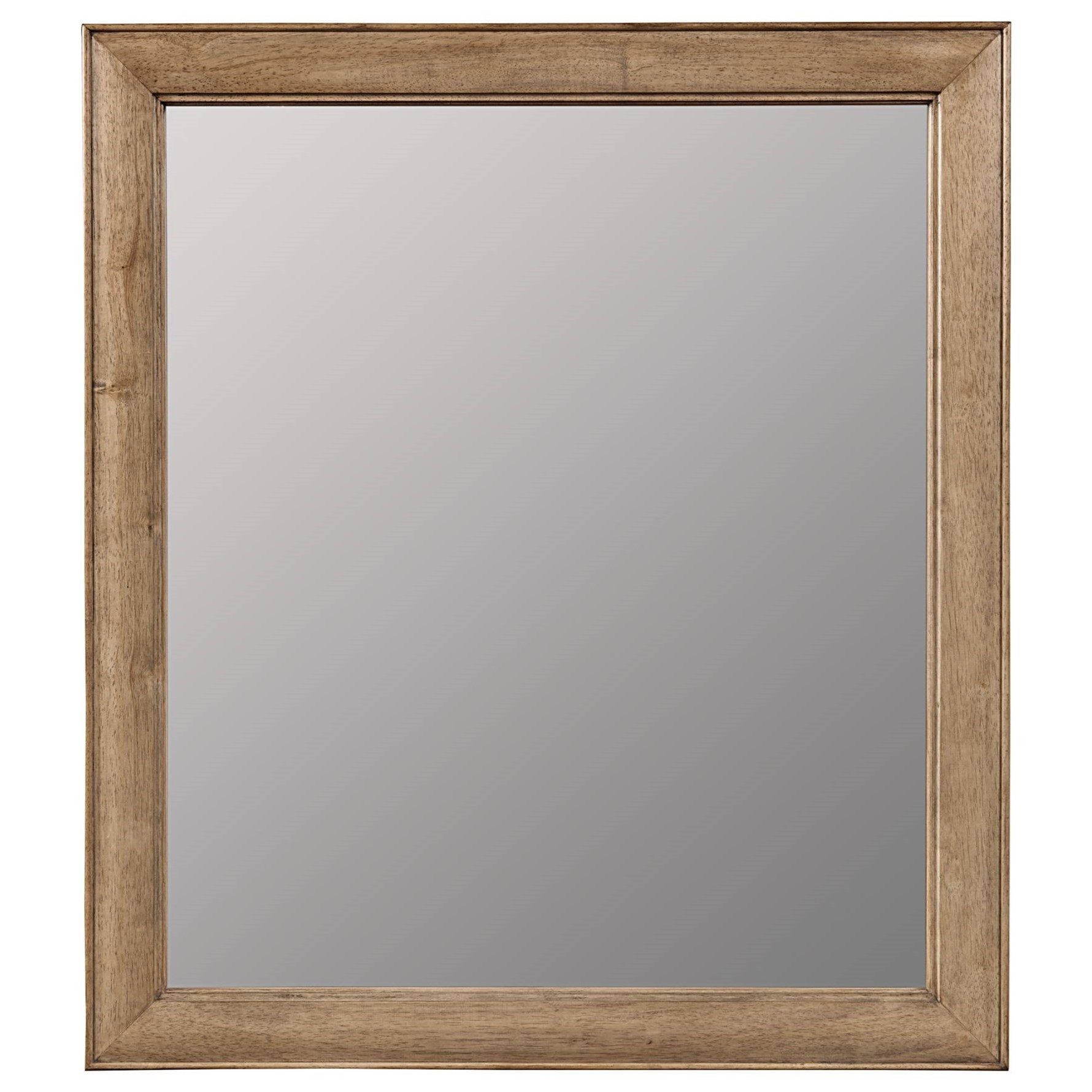 Stone & Leigh Furniture Chelsea Square Mirror - Item Number: 584-63-30
