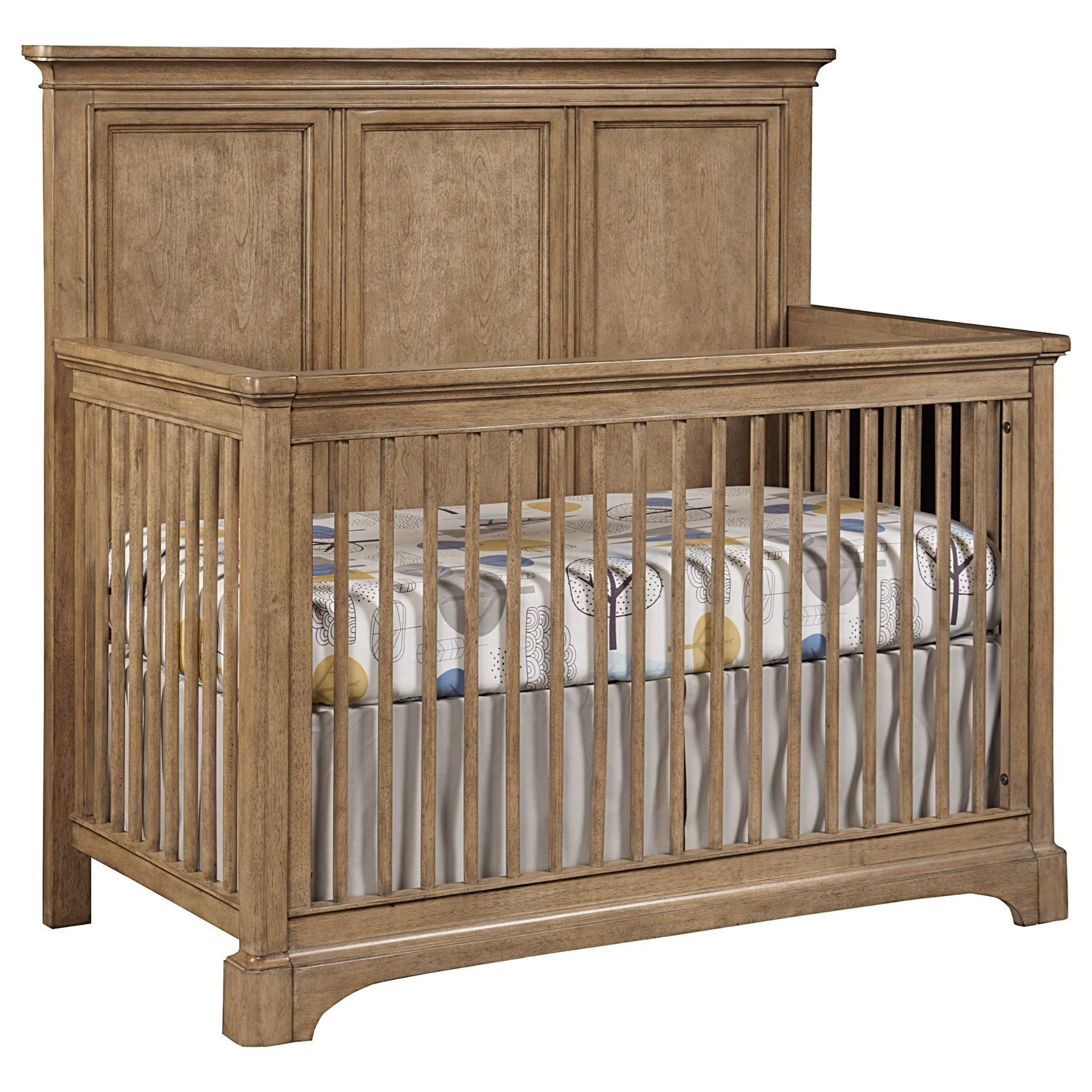 Stone & Leigh Furniture Chelsea Square Built To Grow Crib - Item Number: 584-63-50
