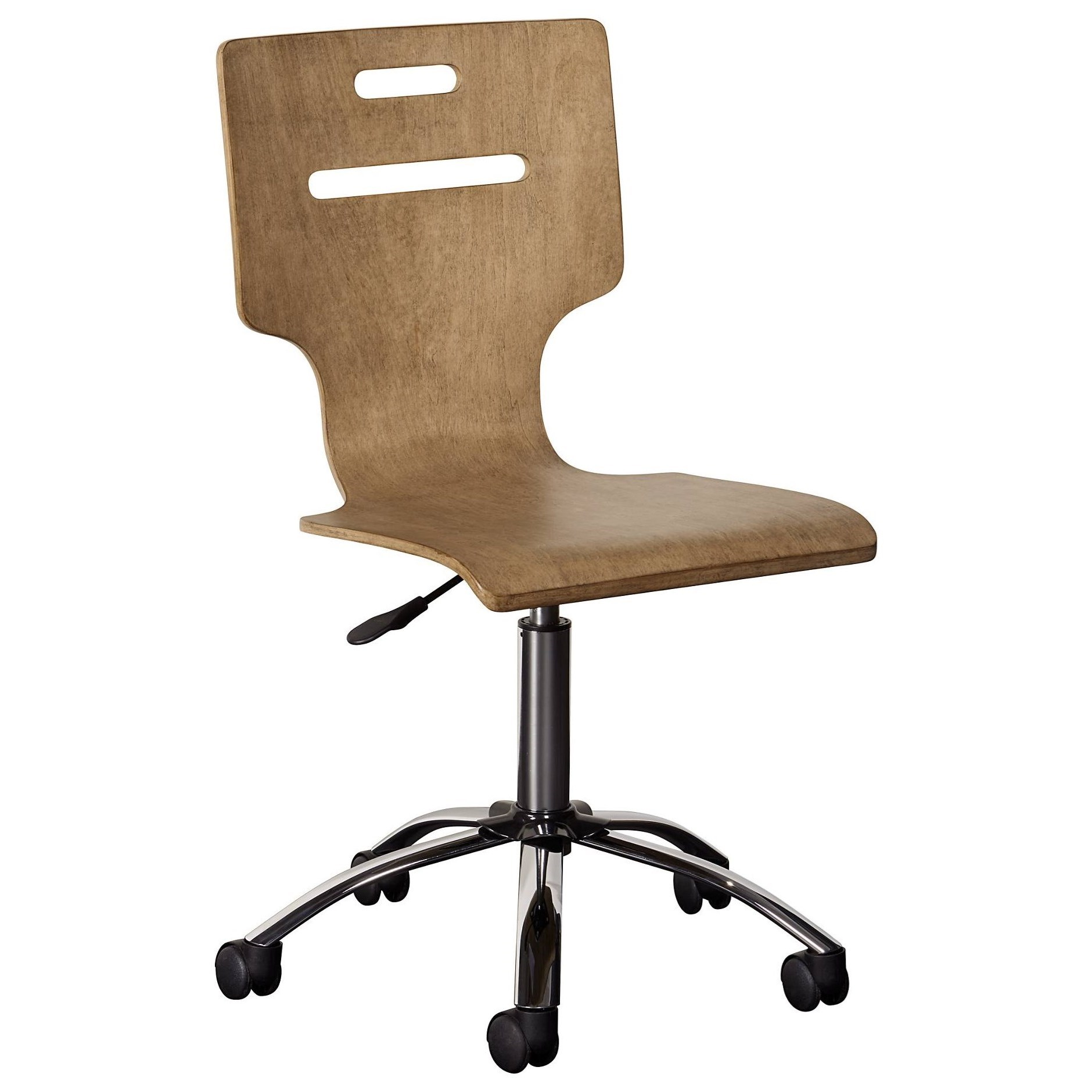 Stone & Leigh Furniture Chelsea Square Desk Chair - Item Number: 584-63-71