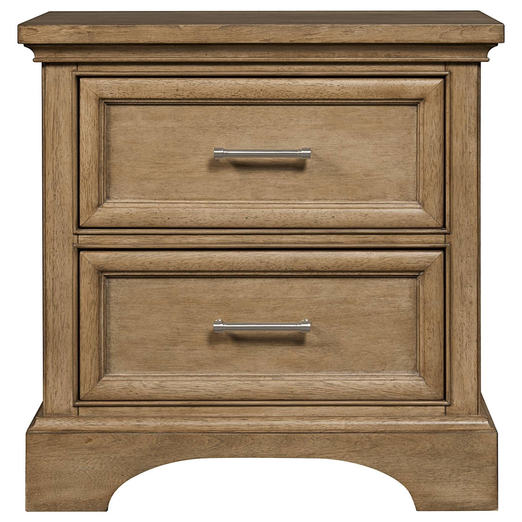 Stone & Leigh Furniture Chelsea Square Nightstand - Item Number: 584-63-82
