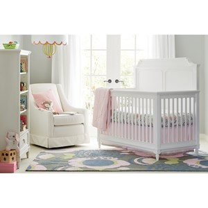 Stone & Leigh Furniture Clementine Court Crib Bedroom Group