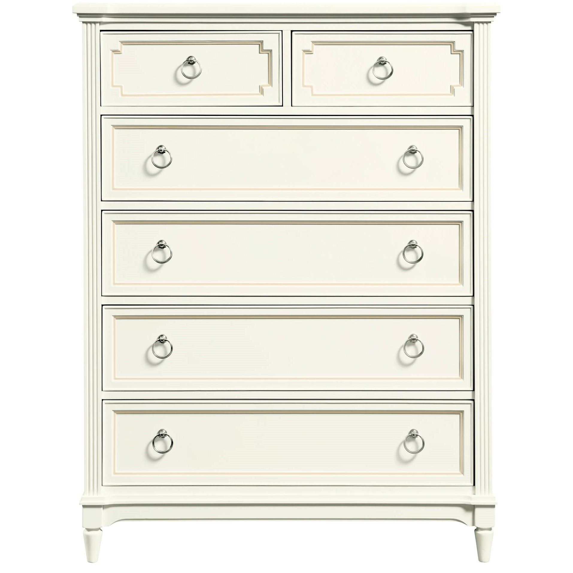 Stone & Leigh Furniture Clementine Court Chest - Item Number: 537-23-12