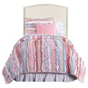 Stone & Leigh Furniture Clementine Court Twin Upholstered Headboard
