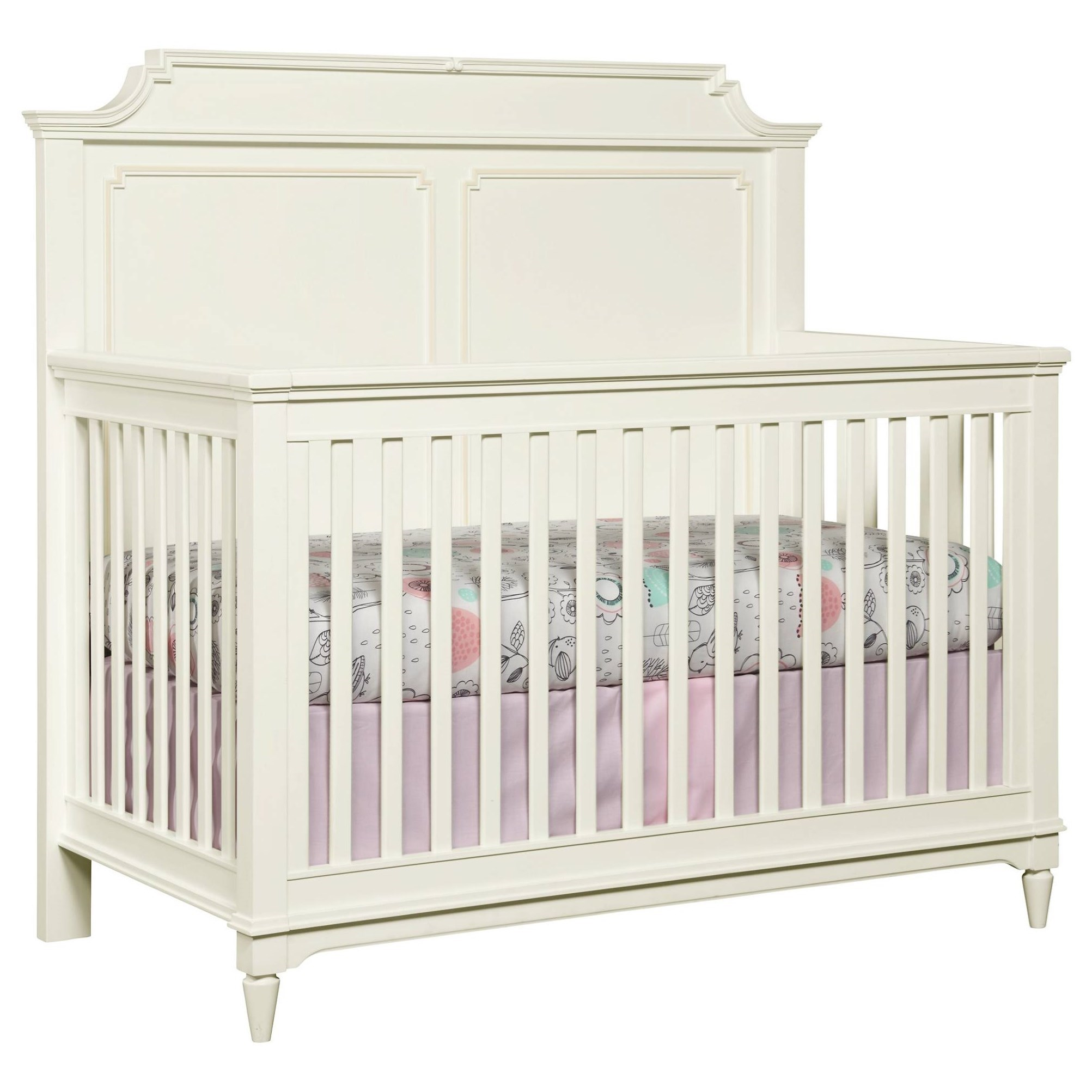 Stone & Leigh Furniture Clementine Court Built To Grow Crib - Item Number: 537-23-50