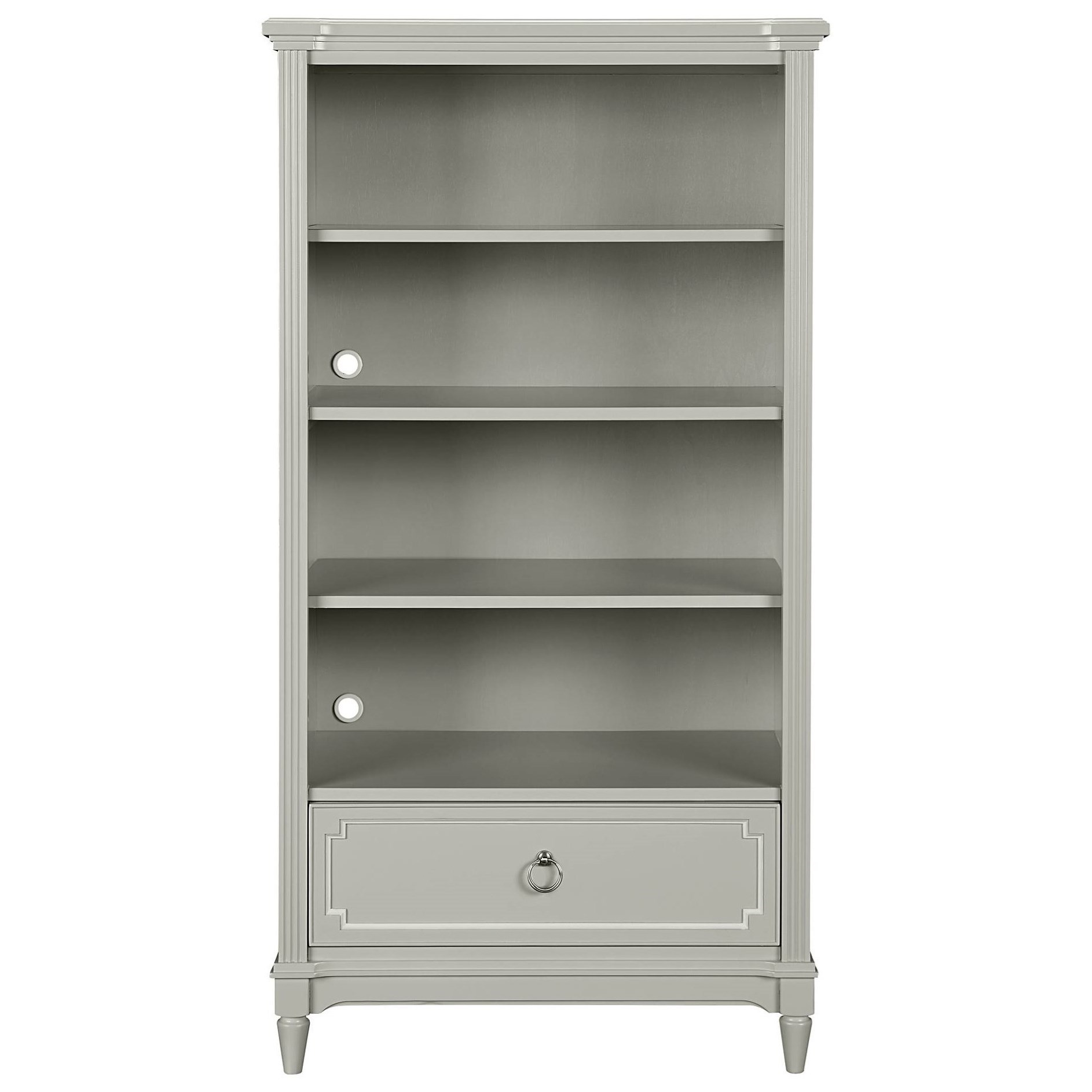 Stone & Leigh Furniture Clementine Court Bookcase - Item Number: 537-53-13