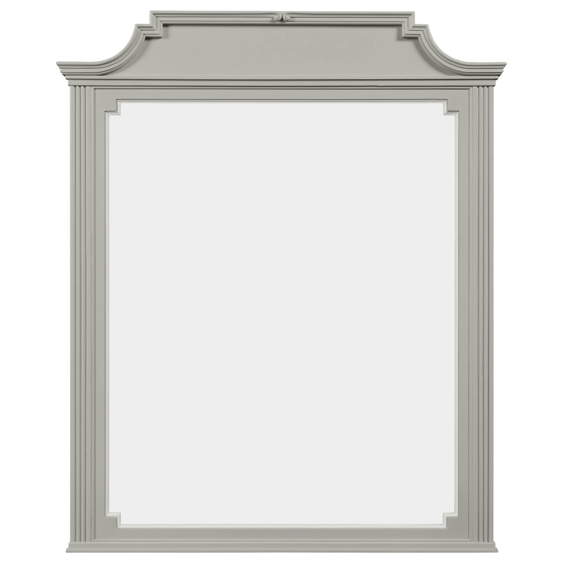 Stone & Leigh Furniture Clementine Court Mirror - Item Number: 537-53-30