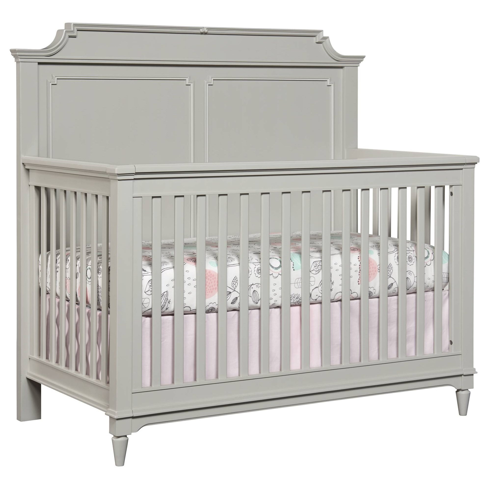 Stone & Leigh Furniture Clementine Court Built To Grow Crib - Item Number: 537-53-50