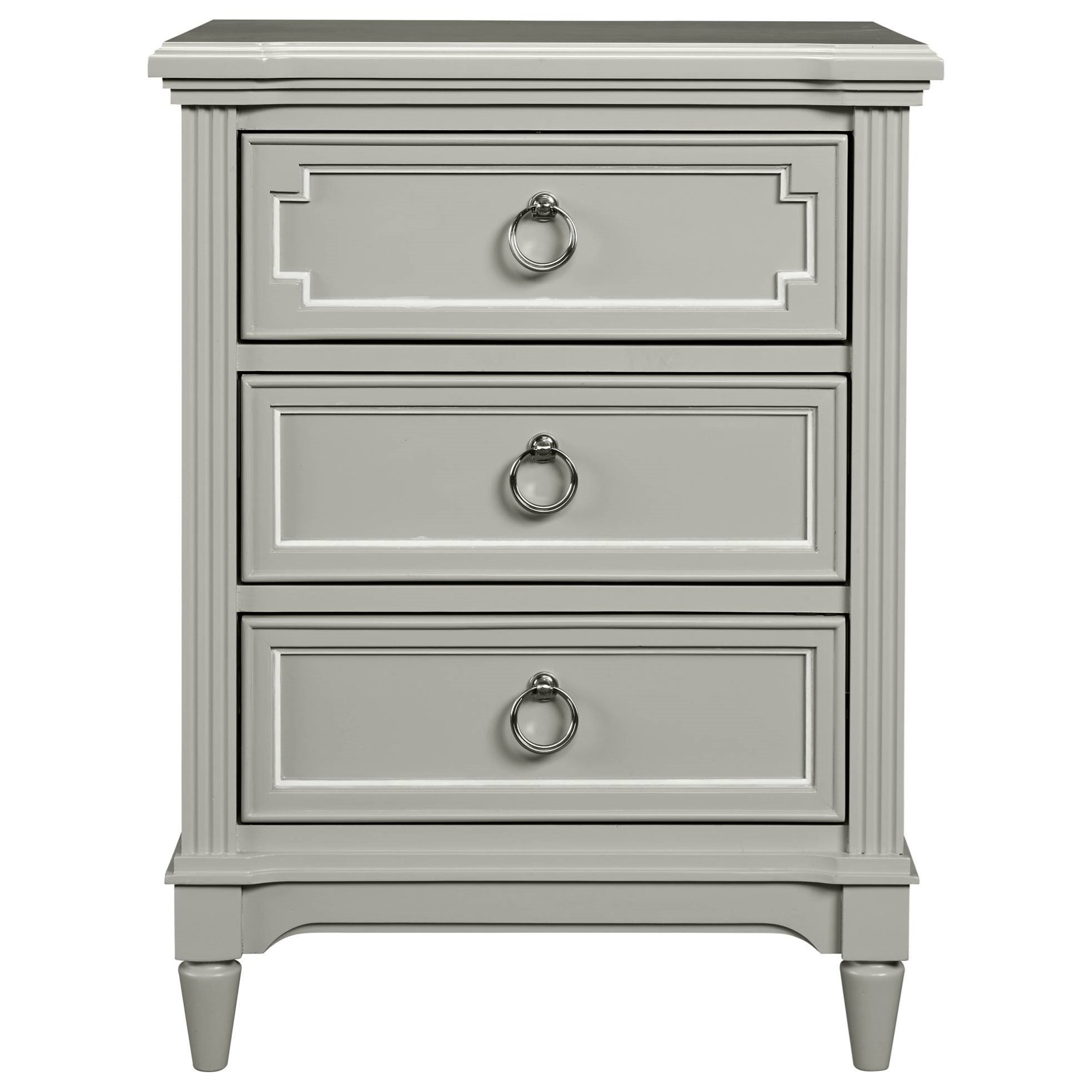 Stone & Leigh Furniture Clementine Court Nightstand - Item Number: 537-53-82