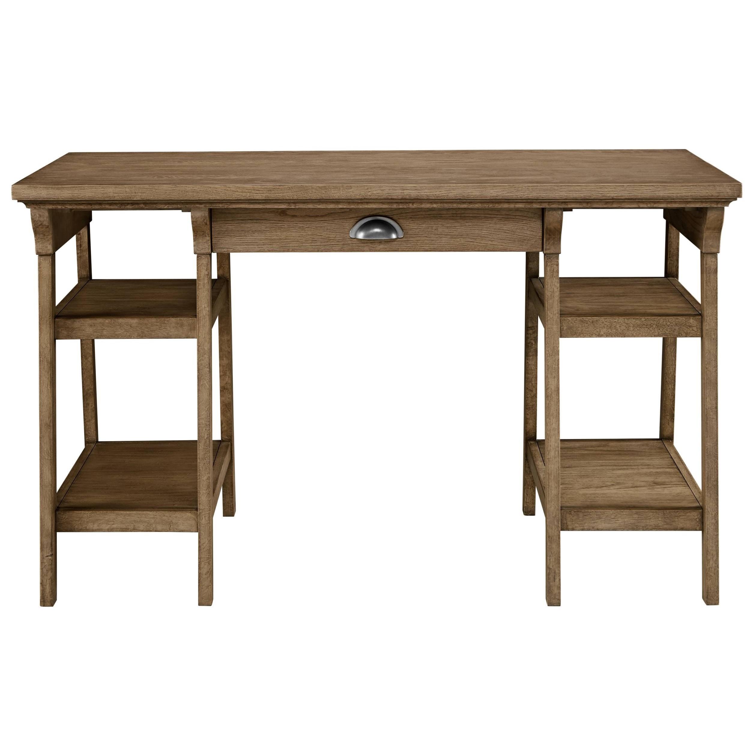 Stone & Leigh Furniture Driftwood Park Desk - Item Number: 536-13-27