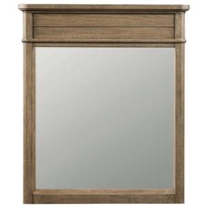 Stone & Leigh Furniture Driftwood Park Mirror