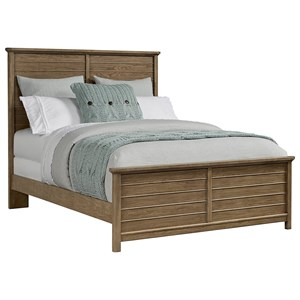 Stone & Leigh Furniture Driftwood Park Full Panel Bed