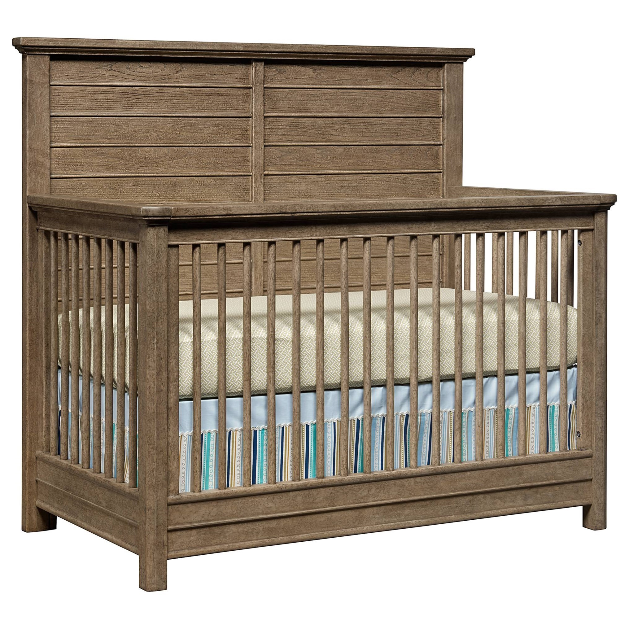 Stone & Leigh Furniture Driftwood Park Built To Grow Crib - Item Number: 536-13-50
