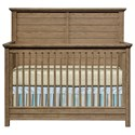 Stone & Leigh Furniture Driftwood Park Built To Grow Crib