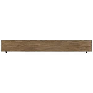 Stone & Leigh Furniture Driftwood Park Trundle Bed Storage Drawer