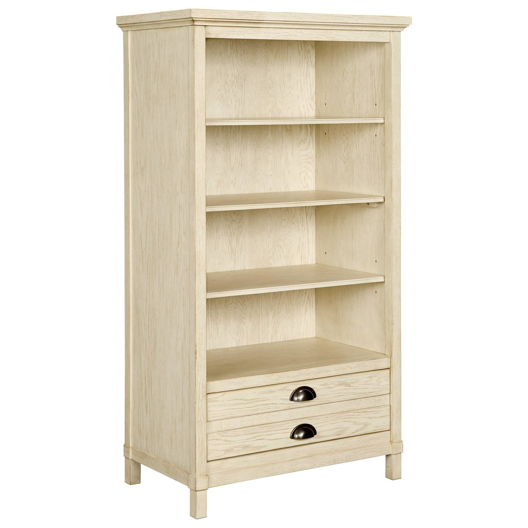 Stone & Leigh Furniture Driftwood Park Bookcase - Item Number: 536-23-13