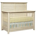 Stone & Leigh Furniture Driftwood Park Built To Grow Crib - Item Number: 536-23-50