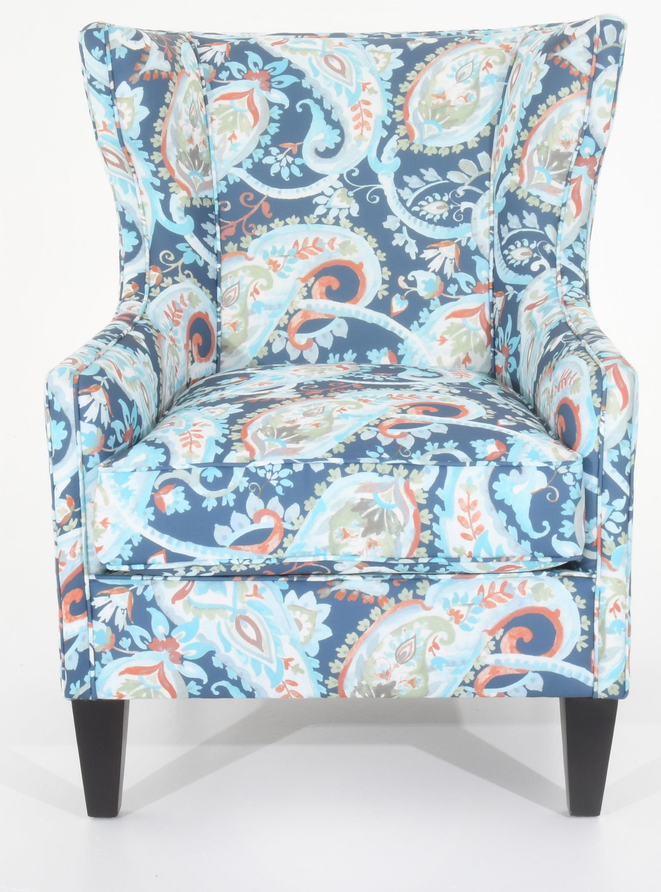 Stone Leigh Furniture Indira 144544687 Accent Chair Baer S Furniture Upholstered Chairs