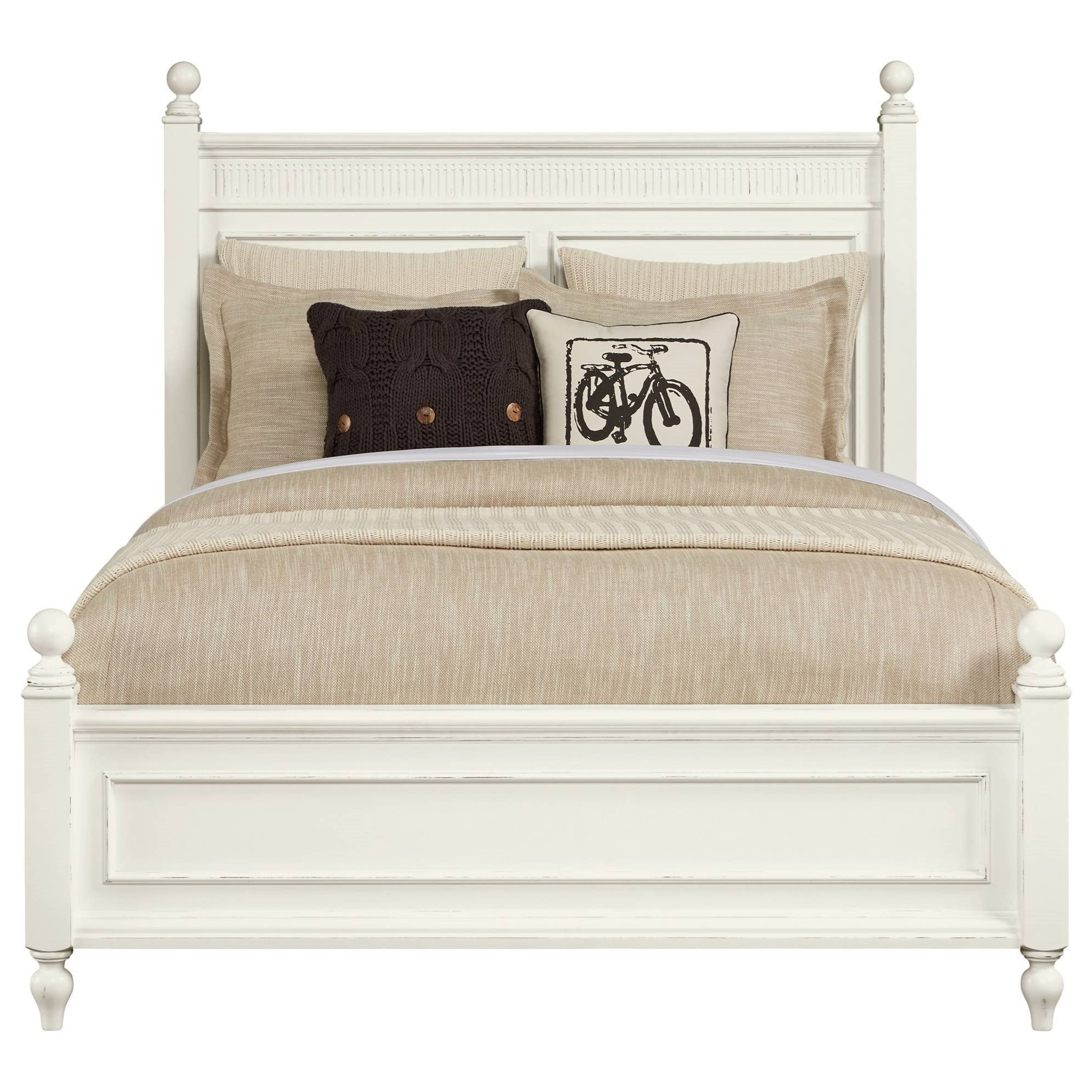 Stone Amp Leigh Furniture Smiling Hill Queen Panel Bed