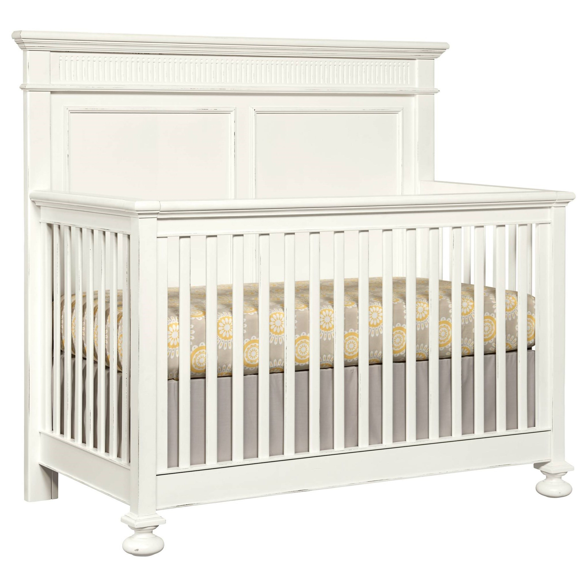 Stone & Leigh Furniture Smiling Hill Built To Grow Crib - Item Number: 560-23-50
