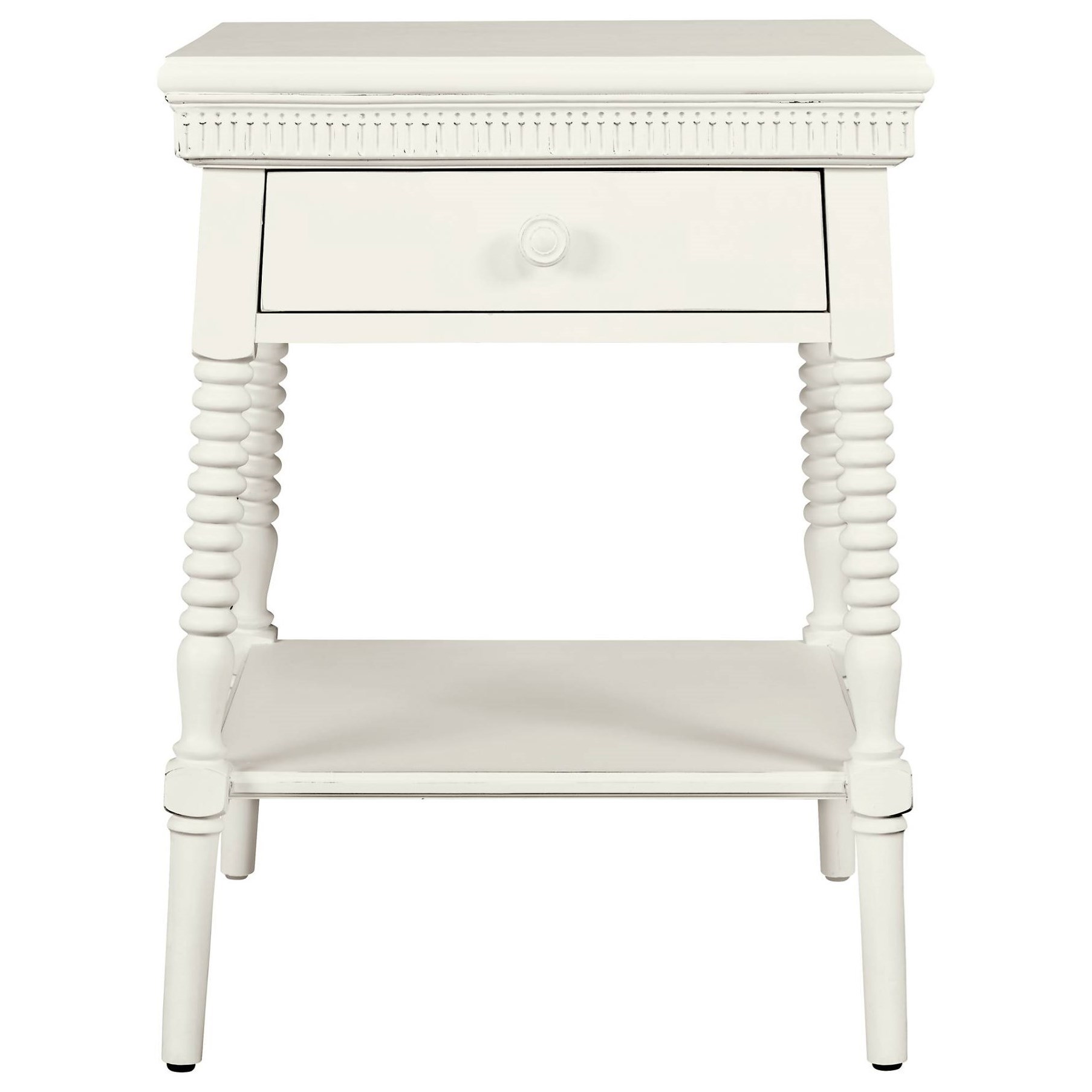 Stone & Leigh Furniture Smiling Hill Bedside Table - Item Number: 560-23-80